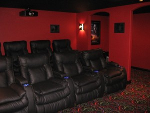 audio/video systems dedicated home theater